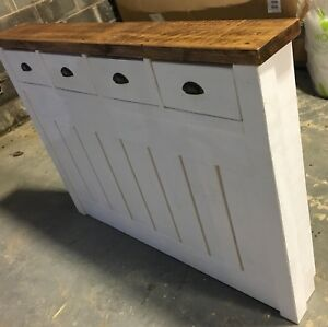 BESPOKE MADE - RAD COVERS / RADIATOR COVERS - CAN BE MADE TO ANY SIZE