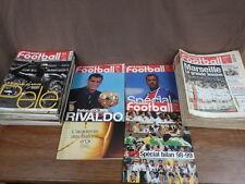 Revues FRANCE FOOTBALL ANNEE 1999 quasi-COMPLETE (-4) Nr MARDI et VENDREDI