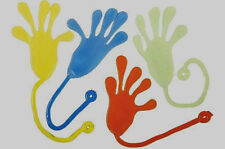 12x Klatschhand in 4 Farben  Mitgebsel Kindergeburtstag Party Sticky