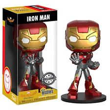 Marvel Spiderman: Homecoming - IRON MAN Exclusivo Wobbler [ RS ] -fun20938