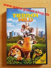 Tierisch Wild Wald Disney DVD Filme Kinderfilm Zeichentrick Erstauflage RAR