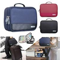Men Lady Travel Insert Handbag Organiser Large Liner Organizer Tidy Bag Case UP