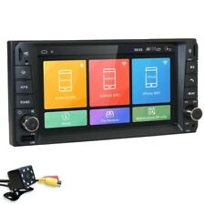 """2 DIN 7"""" Car Android Stereo MP5 Player GPS Navi +Camera for Toyota Corolla Camry"""