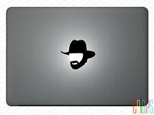 """Chuck Cowboy Norris Aufkleber für Apple Macbook 13"""" 15"""" Pro Air Retina Sticker"""