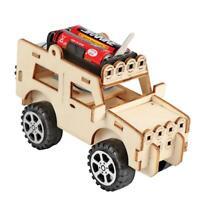 # Qzo DIY Elektrisch Jeep Modell Sets Kinder Student Scientific Experiment Kfz