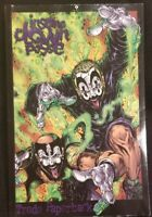 Insane Clown Posse - Trade Paperback Comic Book twiztid dark lotus wicked clowns