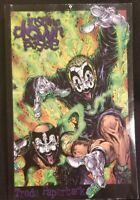 Insane Clown Posse - Trade Paperback Comic Book twiztid dark lotus wicked clowns