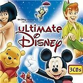 Ultimate Disney 3 CD Box Set (2007) - Popular Songs From Movies