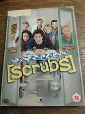 * DVD TV BOXSET * SCRUBS SEASON THREE * SERIES 3 * DVD TELEVISION SET *