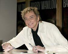 "Barry Manilow 10"" x 8"" Photograph no 178"