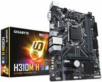 Gigabyte H310M H LGA 1151 DDR4 mATX Motherboard