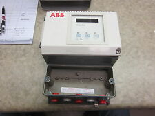 ABB Magnetic Mag Flow Signal Converter MAG-XM 50XM1 (Case Only)