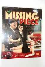 """""""THE MISSING PIECE"""" 513pc Stock Photo Jigsaw Puzzle Brand New Sealed FREE SHIP"""