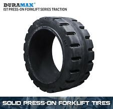 21x8x15 Duramax IST Traction Solid Press  On Forklift Tire 21x8-15 (1 Tire)