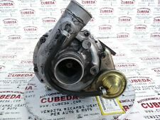 Turbina Turbocompressore Jeep Cherokee 2002 2.5 TD 99B VA680205 35242094