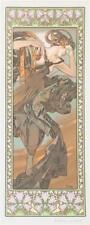 Mucha Foundation Evening Star Limited Edition Fine Art Lithograph COA S2