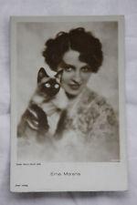 Ak PC CP Erna Morena Ross Verlag 3423/1 actress vintage 20/30ies rare selten