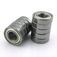 10PCS 6900ZZ Deep Groove Metal Double Shielded Ball Bearing (10mm*22mm*6mm)