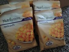 Nutrisystem Snack-  Nacho Puffs- Diet Chips LOT OF 6- New and fresh!