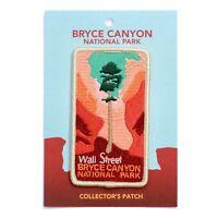 Official Bryce Canyon National Park Souvenir Patch Wall Street Douglas Fir Utah