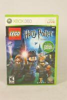 Lego Harry Potter Years 1-4 (Microsoft Xbox 360, 2010)