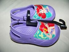 c2dbcbb55ea5 Disney Kids Water Beach Shoes Slip On Size 7 8 Purple