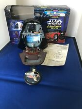 STAR WARS Micro Machines Transforming Head DARTH VADER / BESPIN COMPLETE 1994