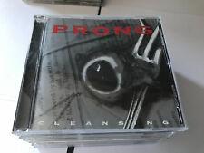 PRONG CLEANSING (AUSTRIA 1994) CD ALBUM 5099747479625