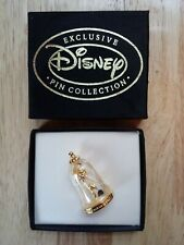 Disney Pin Collection Napier Belle Jar The Enchanted Rose Beauty and the Beast