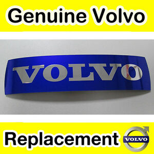 Genuine Volvo XC90 (2009-2014) Adhesive Grille Badge Emblem / Sticker