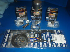 YAMAHA MOUNTAIN MAX 700 TOP END REBUILD KIT PISTONS/BEARINGS/GASKETS ALL NEW
