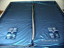 Wasserbettmatratze Wasserkern Wassermatratze Dual Softside auch Achteck 240 mögl