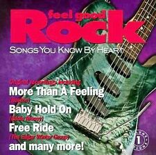 Songs You Know By Heart: Feel Good Rock by Various Artists (CD)