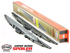"VOLVO V70 1996-2000 SPOILER windscreen WIPER BLADES 21""21"" TWIN PACK"