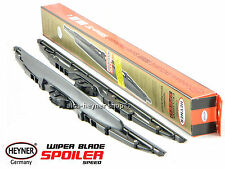 "TOYOTA AVENSIS 1997-2003 SPOILER windscreen WIPER BLADES 21""18"" TWIN PACK"