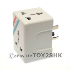 1 x China Plug Adapter 1 to 3 Multi Outlet Masterplug