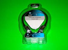 ONN HEADPHONES FOR APPLE IPOD NANO TOUCH 4TH IPHONE 3G 4 4S 5 IPAD 1 2 3