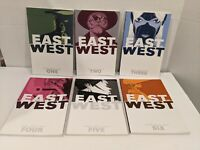 East of West Vol. 1 2 3 4 5 6  Image Graphic Novel Comic Book T2