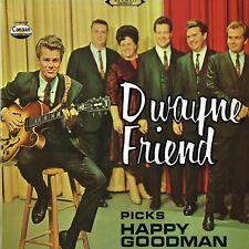 DWAYNE FRIEND picks happy goodman U.D. CANAAN LP_gospel guitar picker 1960'S