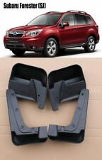 Subaru Forester 2014-2017 MUD FLAPS MUD SPLASH GUARDS 4 PCS FRONT AND REAR UK