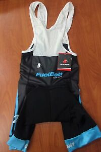 Hincapie Sportswear FuelBelt Cycling Team Shorts Bib M ~NWT~