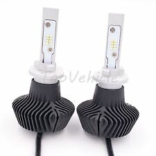160W 16000LM PHILIPS 880 881 LED Fog Lights Foglights Kit Bulbs 6000K High Power