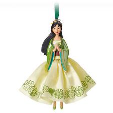 Disney Princess Mulan Sketchbook 2018 Christmas Ornament