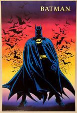 (PRL) 1992 TM & DC COMICS BATMAN VINTAGE AFFICHE POSTER ART PRINT COLLECTION