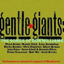 Various Artists - Gentle Giants: The Songs Of Don Williams / Various [New CD]