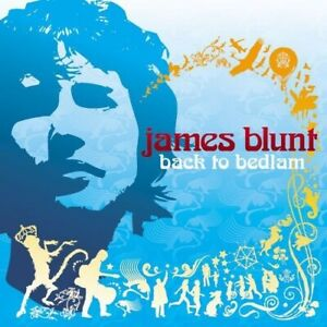 Back to Bedlam by James Blunt (CD, 2005, PROMO)