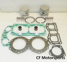 WSM 010-827-10 Yamaha 700 701 62T Top End Piston Gasket Rebuild Kit