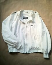 Members Only Cafe Racer Jacket in White