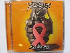 Ted Nugent - Love Grenade  (CD 2007 ) new