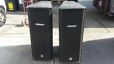 Peavey Dth S5 horngeladene Topteile Fullrange Lautsprecher